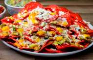 CORNITOS CHRISTMAS SPECIAL RECIPE - BAKED BEAN BEETROOT NACHOS