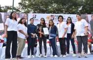 FICCI FLO Pune Chapter concluded its 5th Edition of the Pune FLO Half Marathon presented by Bridgestone on Sunday 8th December 2019