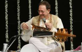 Rendezvous  with sarod genius, Ken Zuckerman at Sawai Gandharwa