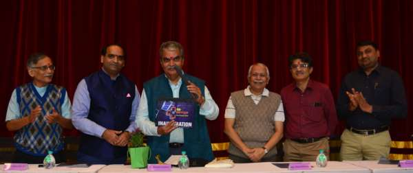 The 9th Health Film Festival was inaugurated at NFAI By  Ramon Magsaysay Awardee, Dr. Bharat Vatwani