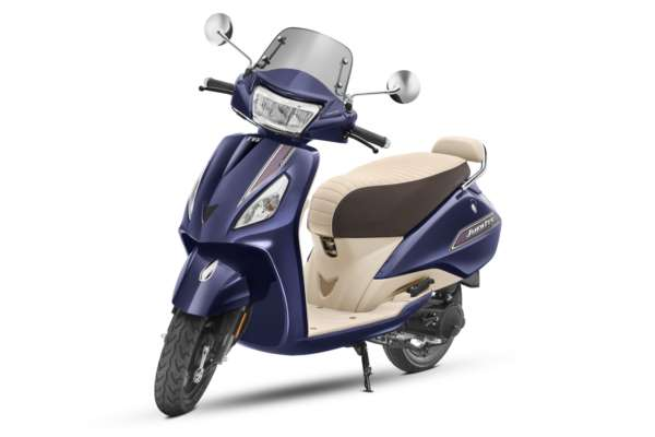 TVS Motor Company launches BS-VI TVS Jupiter equipped with ET-Fi (Ecothrust Fuel injection) Technology