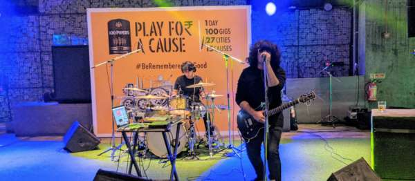 With 100 gigs across 27 cities supporting 15 causes, 100 Pipers 'Play for A Cause' celebrates Goodness