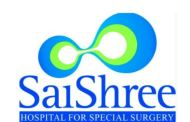 Cervical Biportal Endoscopy successfully operated in Saishree hospital, First time in India