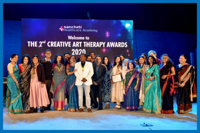 Sancheti Healthcare Academy conducts Creative Art Therapy Awards 2020
