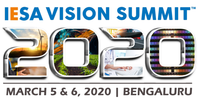 IESA's Vision Summit 2020 #VS2020 to focus on Intelligent Electronics as a key enabler to $5Tn economy