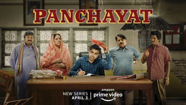 Amazon Prime Video set to take you through the quirky journey of an urban boy as he navigates across rural hinterlands in their upcoming show Panchayat