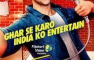 Flipkart Video's Entertainer No. 1 is set to go live with a Filmy Tadka!