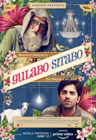India's finest for the world: Amazon Prime Video to globally premiere Amitabh Bachchan and Ayushmann Khurrana starrer Gulabo Sitabo