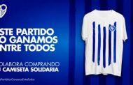 Cádiz CF, D. Alavés and Málaga CF launch solidarity shirts to support fight against COVID-19