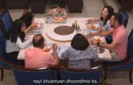 "SBI Card launches new brand campaign ""Ghar mein Khushiyaan"""