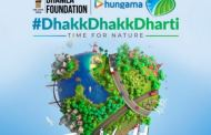 Bhamla Foundation and Hungama launch 'Dhakk Dhakk Dharti'