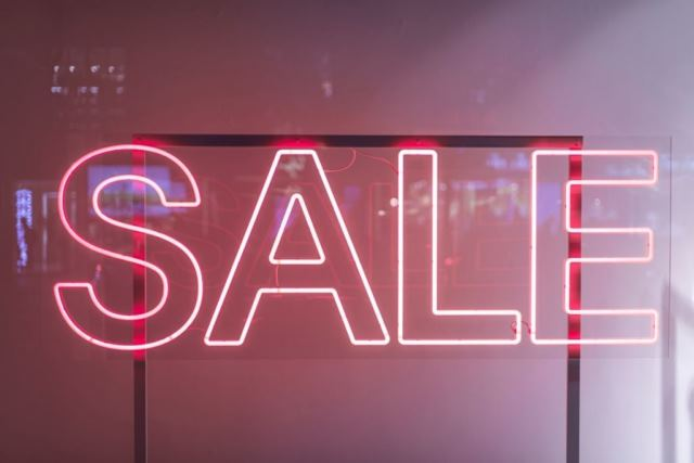 """How much a single word """"sale"""" influences Several lifestyles?"""