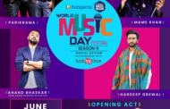 Hungama Artist Aloud presents World Music Day Festival Season 4: Digital Edition, in partnership with BookMyShow
