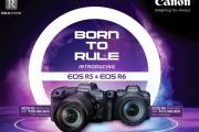 Canon launches brand new revolutionary full-frame mirrorless cameras EOS R5 & EOS R6 in India
