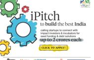 Villgro Announces 4th Edition of iPitch- A Social Start-up Discovery Platform