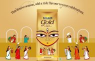 Tata Tea Gold pays a sincere ode to the revered exuberance associated with Durga Puja and West Bengal's art and culture