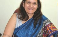 Dr. Vinita Apte awarded for her work toward environmental conservation and sustainability
