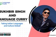 Sukhbir Singh to endorse Language Curry as its brand ambassador