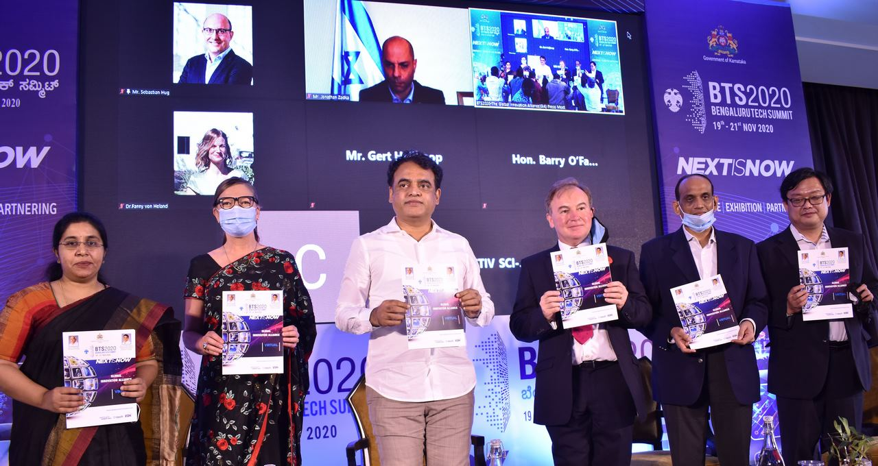Bengaluru Tech Summit 2020 to go global with international participation from over 25 countries