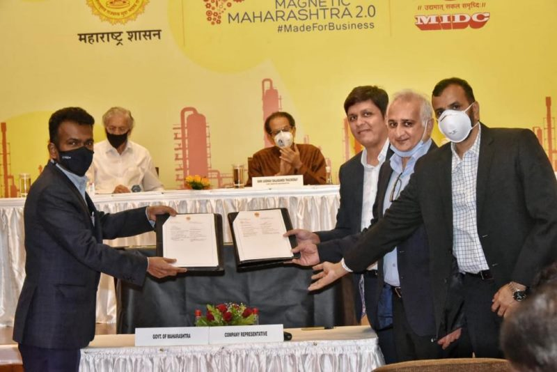 Kohinoor and Indospace to jointly develop an Industrial Park across 200 acres at Chakan