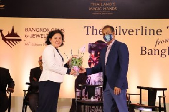 Silverline Trade from Bangkok to Bombay