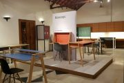 Exquisite Work-From-Home furniture on display at Pune Handmade Papers