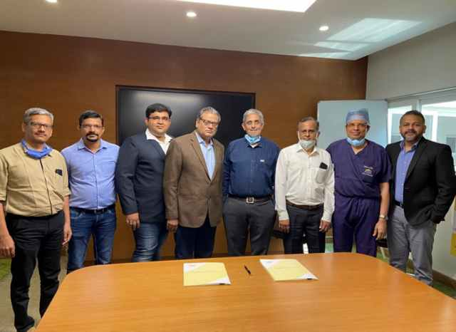 MGM EXTENDS HEALTHCARE SERVICES TO SURAT