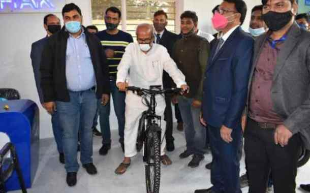 Nahak Motors Launches First-Ever 100% Made in India E-Cycles