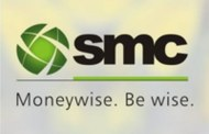SMC Global Securities Ltd. lists its equity shares at stock Exchanges