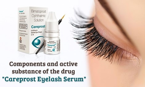 Careprost Eyelash Serum: Best Way to Long and Darker Eyelashes.