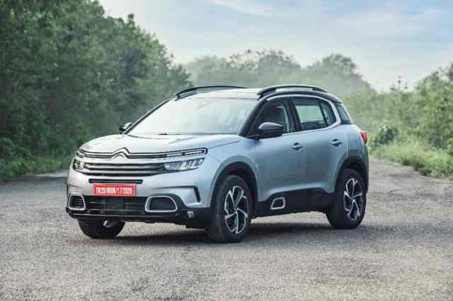 CITROËN C5 AIRCROSS SUV LAUNCHED IN INDIA
