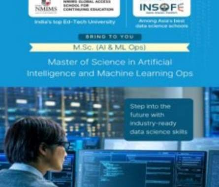 Build your acumen for the hottest job of the century with an industry-focused MS in AI & ML Ops from NMIMS Global INSOFE