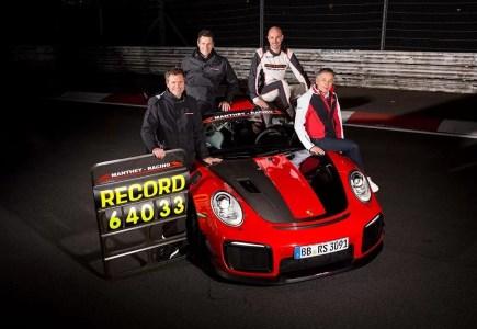 Nurburgring rekordy – oto cała prawda