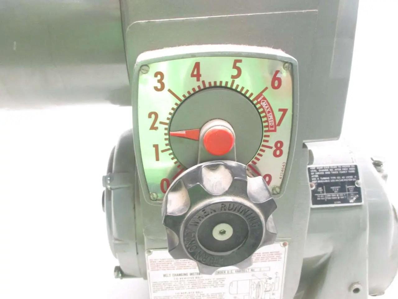 Varidrive Motor