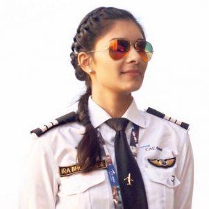 I belong in the air: Ira Bhongade #010
