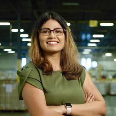Her STEM story: Prasha S Dutra #26