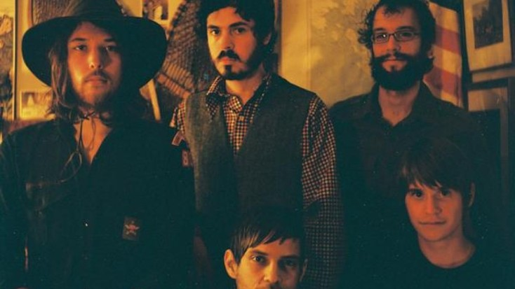 Fleet Foxes: Fleet Foxes (5)