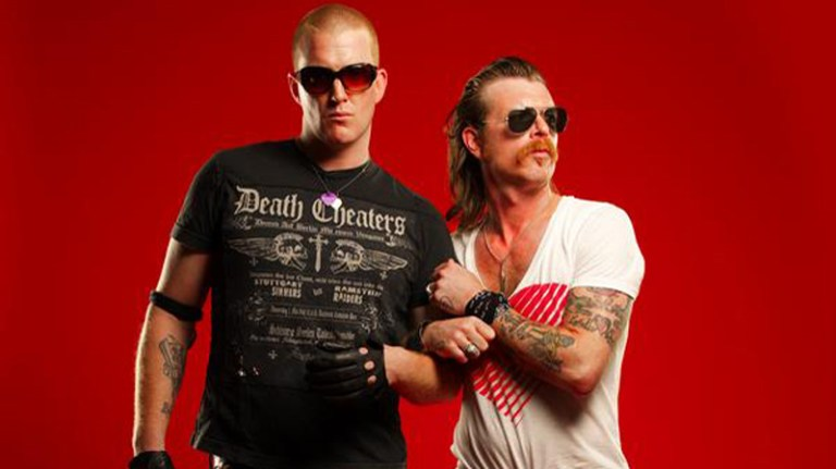 Eagles of Death Metal: Heart On (4)