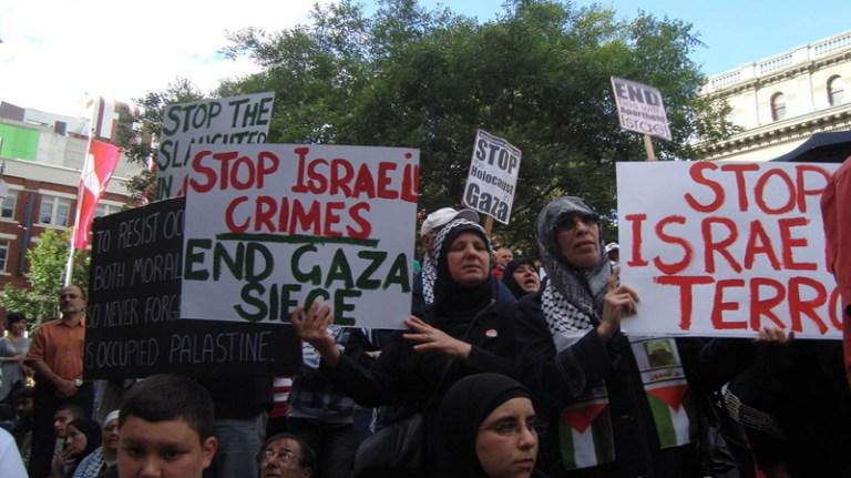 Følg Gaza-krigen på nett