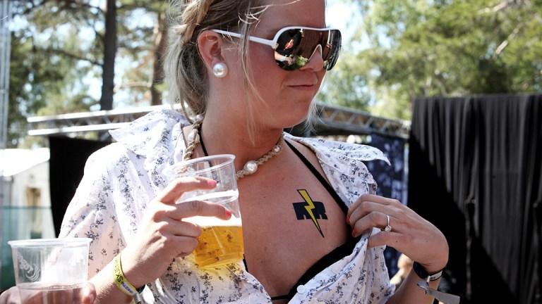 Tattiser, øl og de beste konsertbildene
