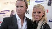 Petter Pilgaard og Mari Haugersveen (Foto: Rashid Akrim, NRK P3)