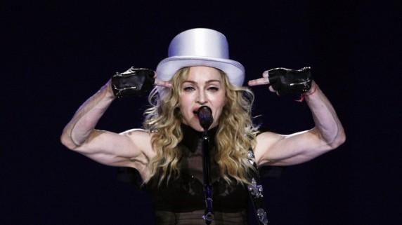 Gi oss din beste Madonna-pose (Foto: Luke MacGregor, REUTERS)