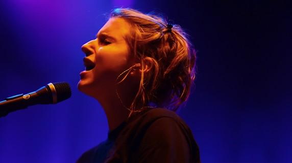 Susanne Sundfør (Foto: Kim Erlandsen, NRK P3)