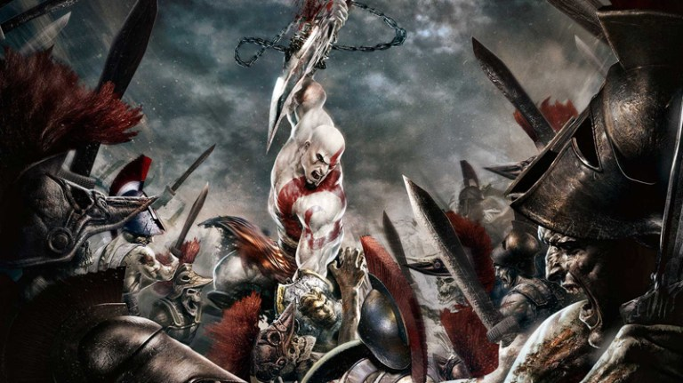 God of War-dobbel til Norge