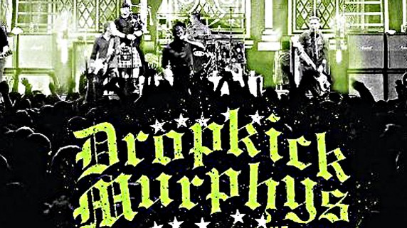 Dropkick Murphys slipper DVD