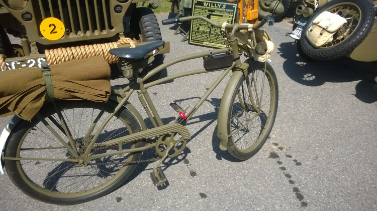 WWII-style Bicycle