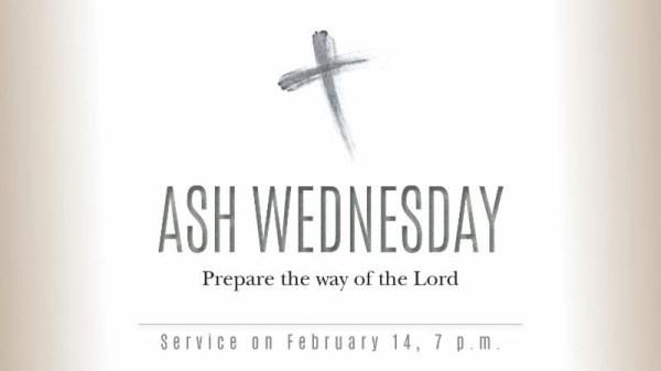 ash wednesday 2018 # 20