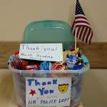 NRPD Receives Thank You From Hood School Students