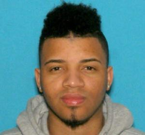 MANUEL PINA, AGE 21, OF LAWRENCE (North Reading Police Booking Photo)