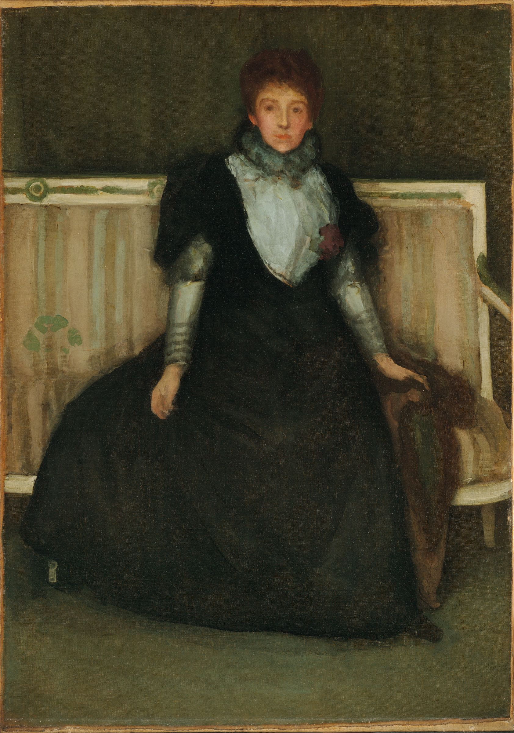 From The Harvard Art Museums Collections Green And Violet